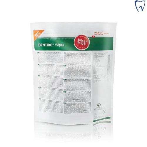 DENTIRO Wipes Smart Saver refill
